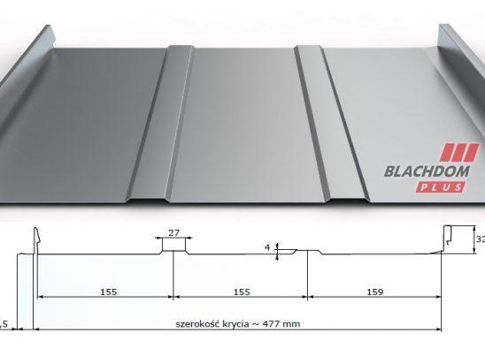 Strešný panel PD – 32